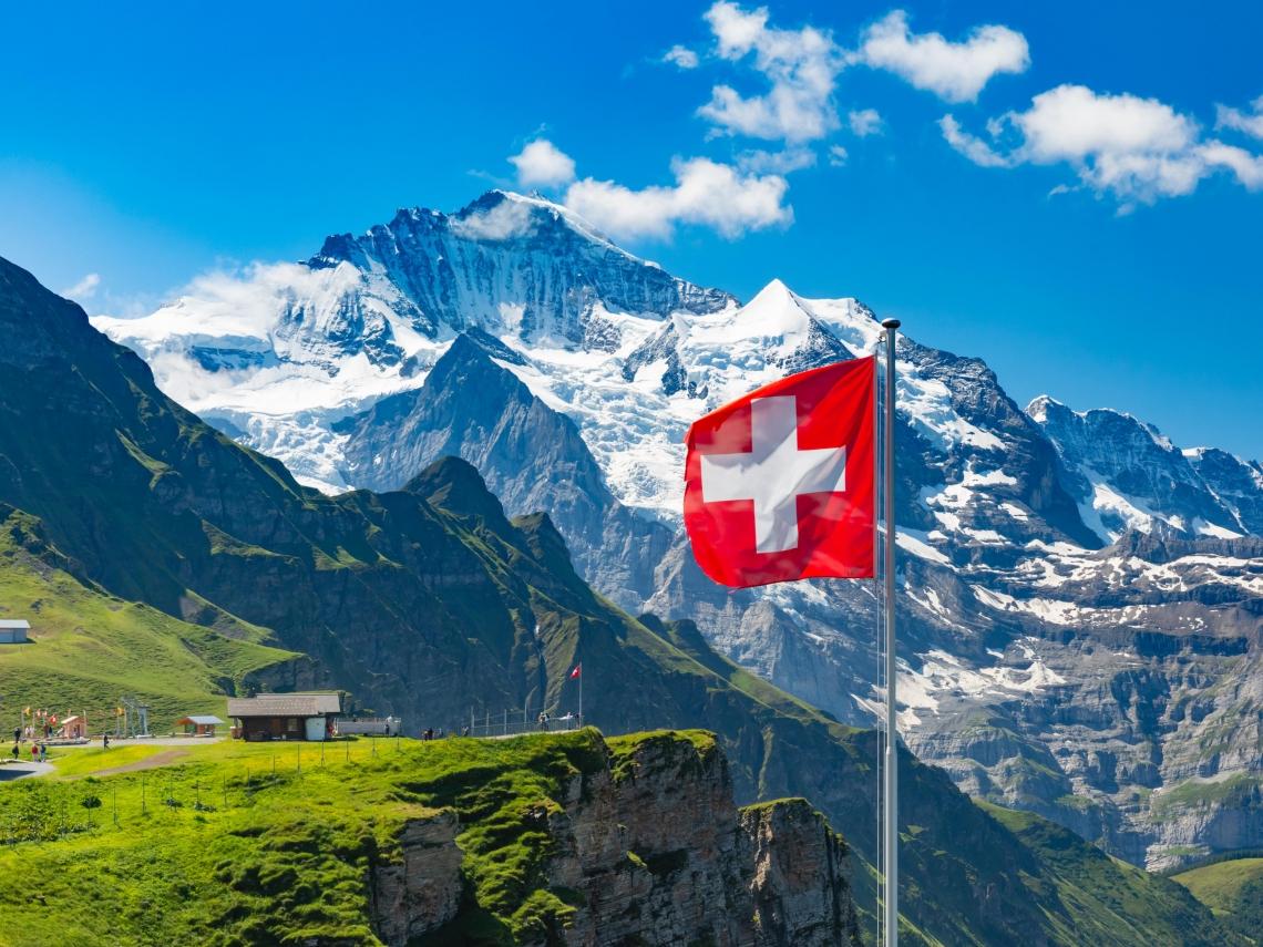 瑞士 最強公民國