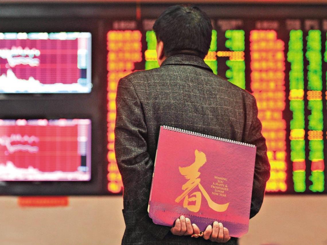 中國經濟將崩潰?最後防線在銀行