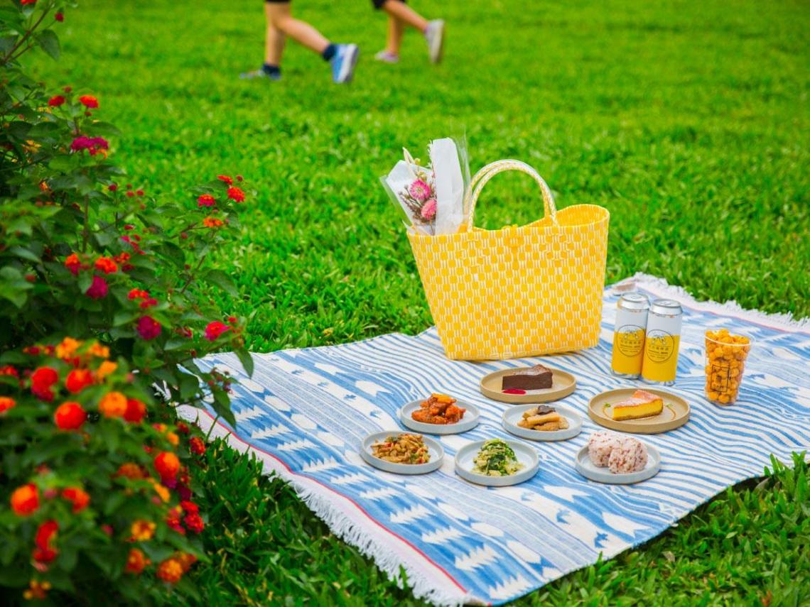 說走就走 野餐趣!