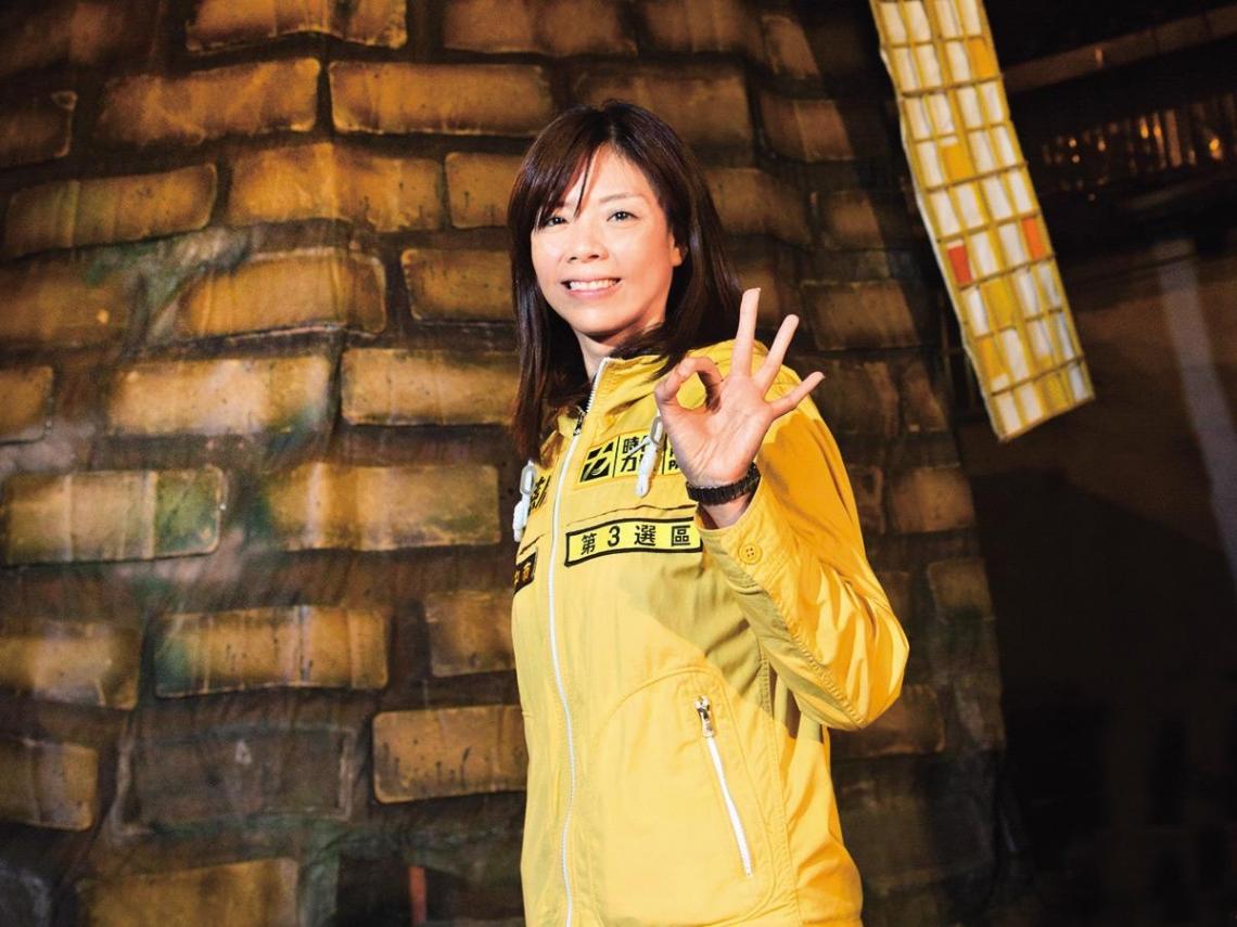 這群台灣之女 用溫柔力量征服選民