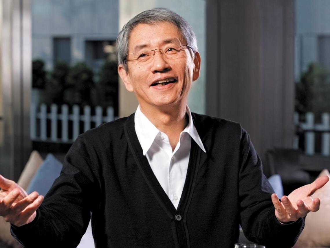 寒舍餐旅創辦人 蔡辰洋66年如戲人生