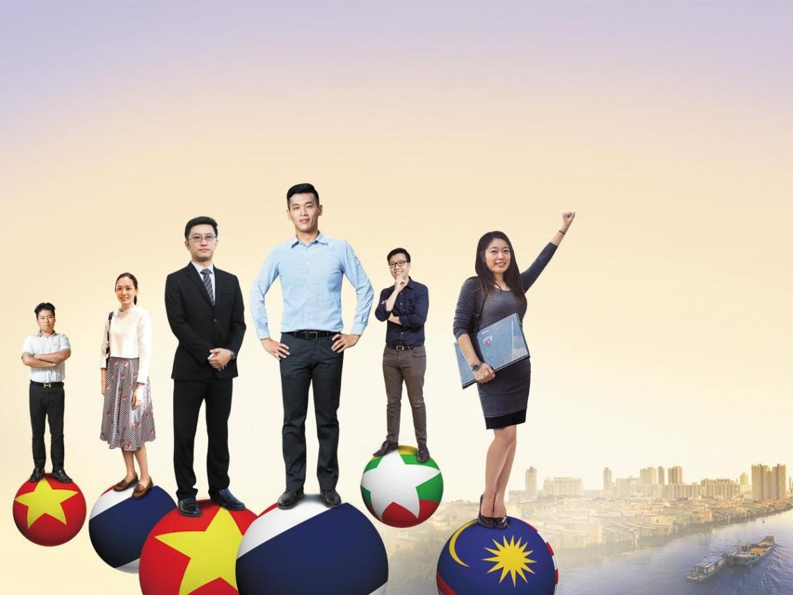 台灣七年級白領為何瘋東協?