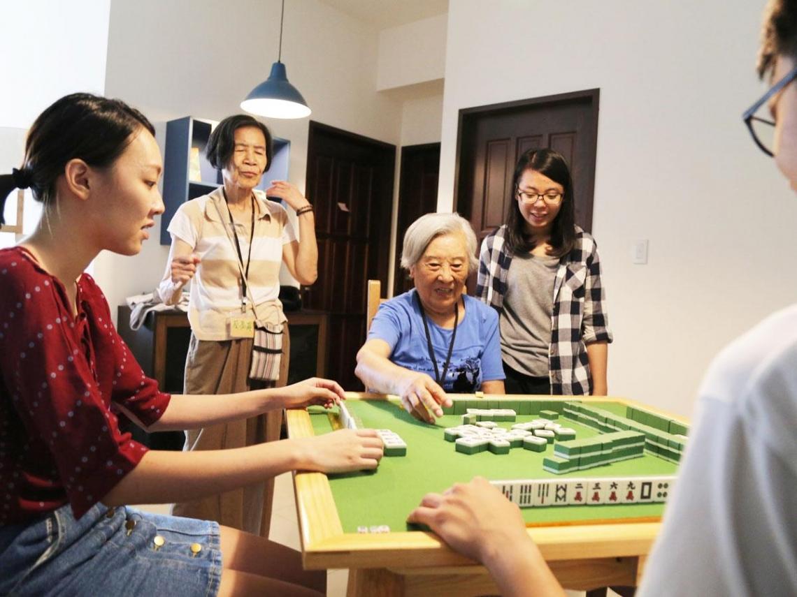 我的室友90歲!超混齡共居時代來了!