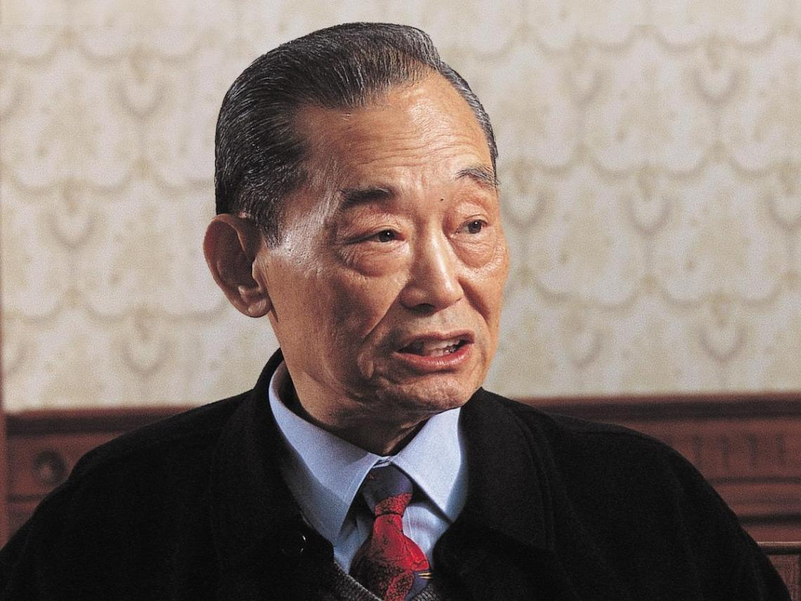 橫跨政、商界的報業奇人 《自由時報》林榮三