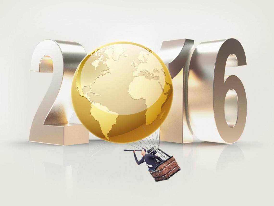 弱經濟 2016全球經濟大預言