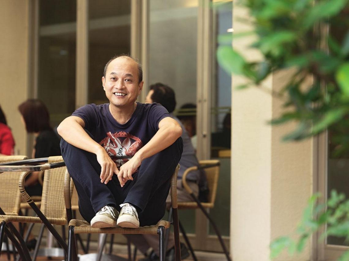 導演鄭文堂:我想保有菜鳥精神