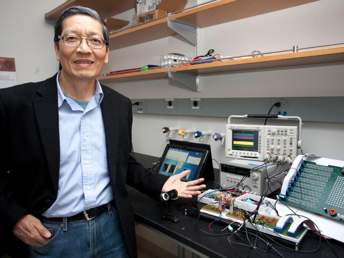 電子眼之父:台灣有實力進軍國際醫材