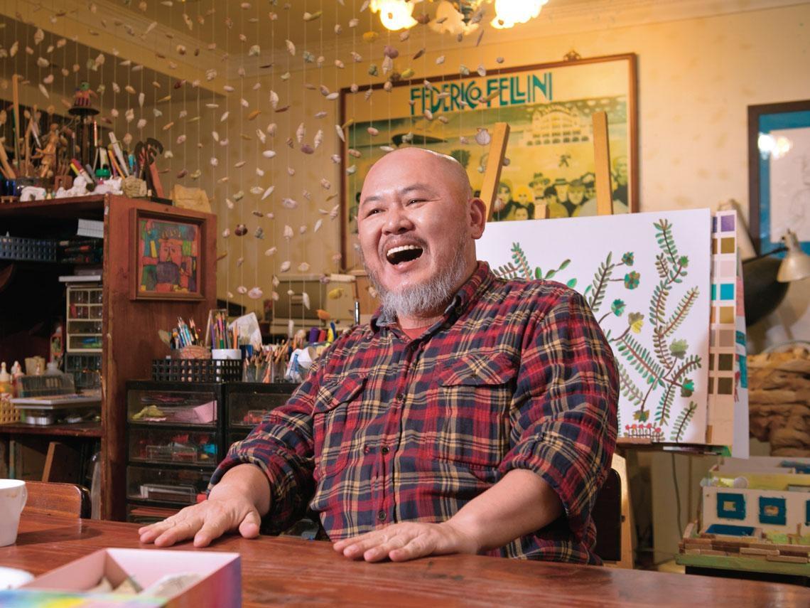 幸福是創作的困境!56歲林正盛的「不圓滿」人生