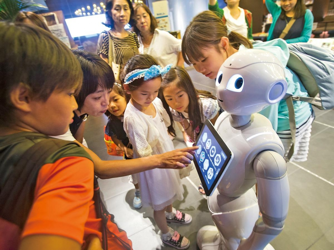 4千個鋼鐵小王子變家人 家庭機器人元年來了!