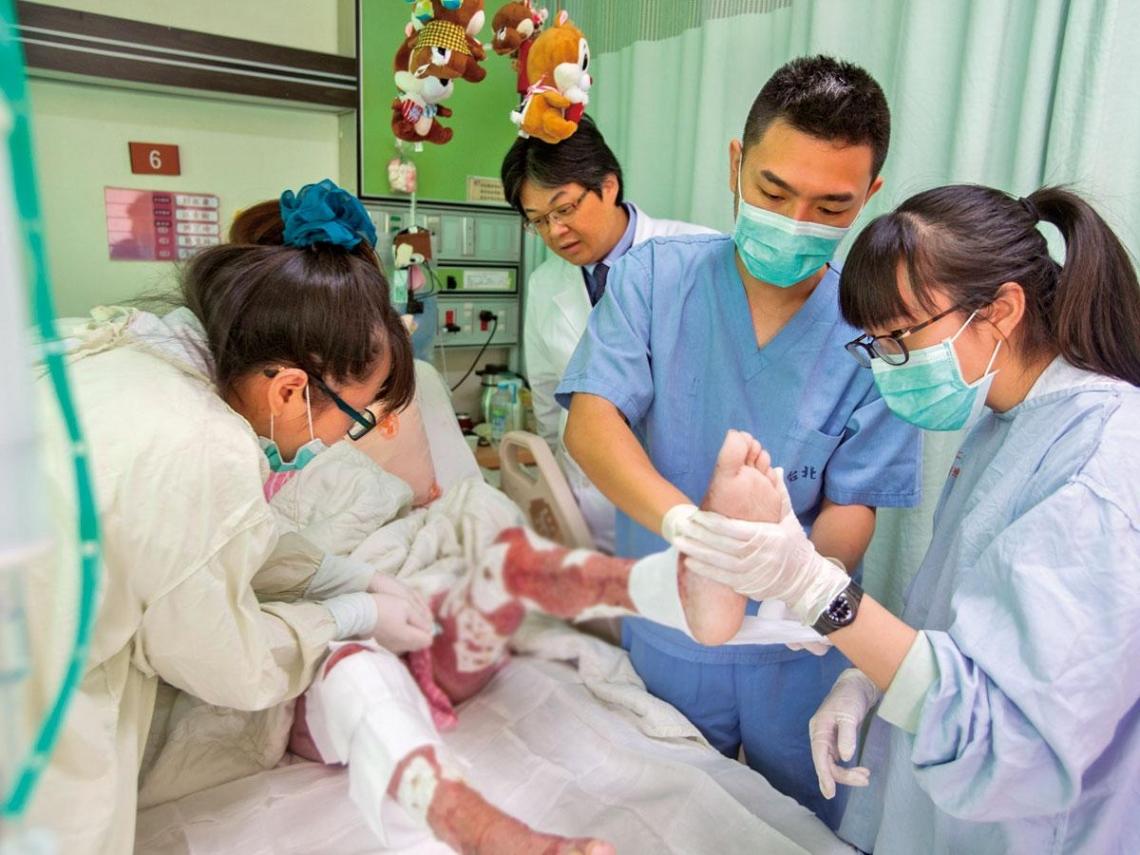 台灣醫護這樣做  讓塵爆死亡率超低