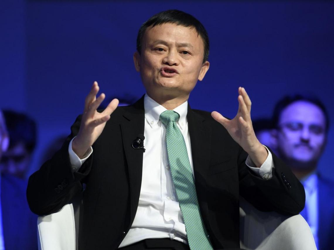 馬雲力推數位自由貿易 中國網路長城卻愈築愈高