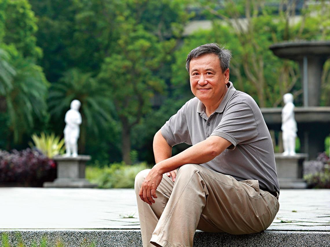 李崗 就算賠錢也要說出台灣人的故事