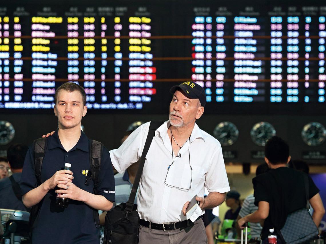 國際人才移民台灣 好難