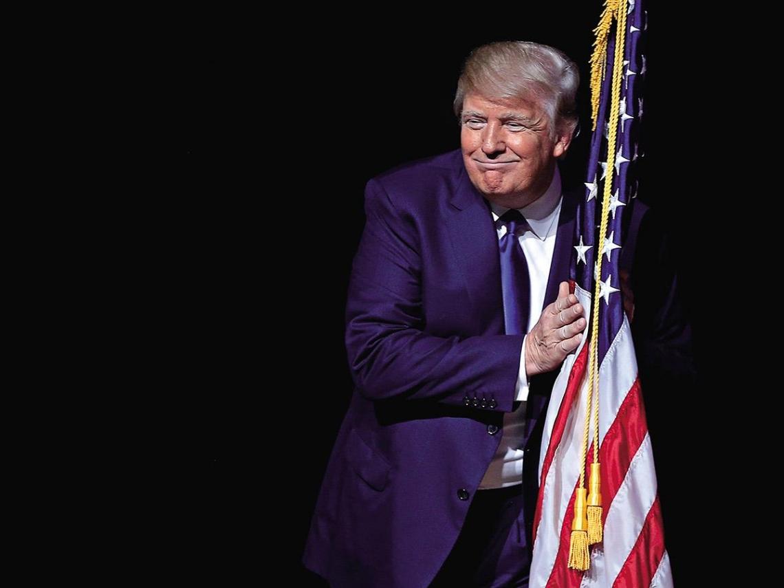 「誠實的川普」 讓美國人愛到不行