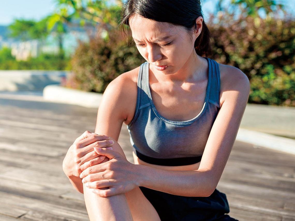 搶救膝關節  傳說中療法一次破解