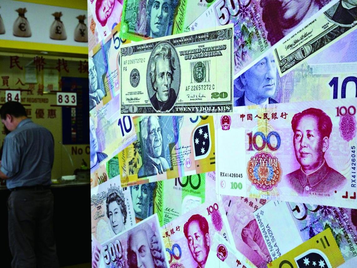 中國資金外流問題相當要命