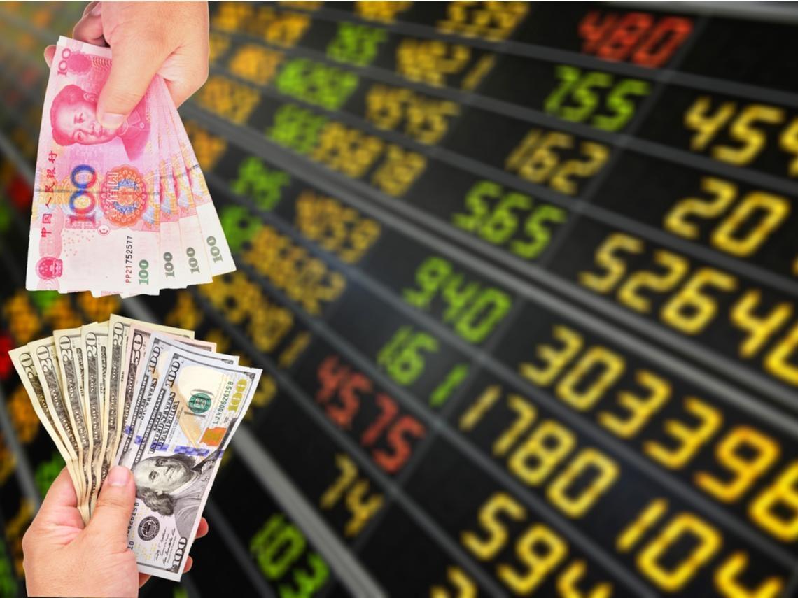 人民幣失控 台幣跟著貶?
