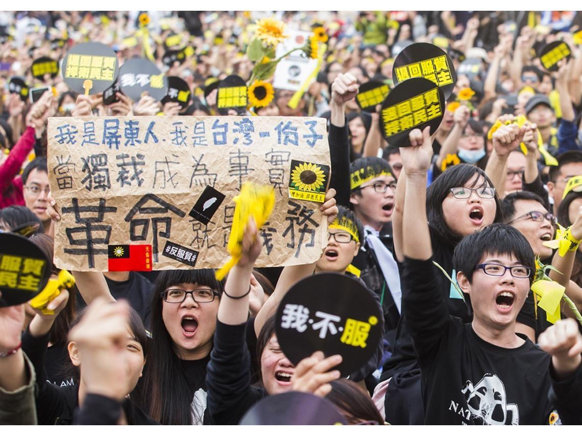 20歲才能投票 台灣成「最落後的民主國家」