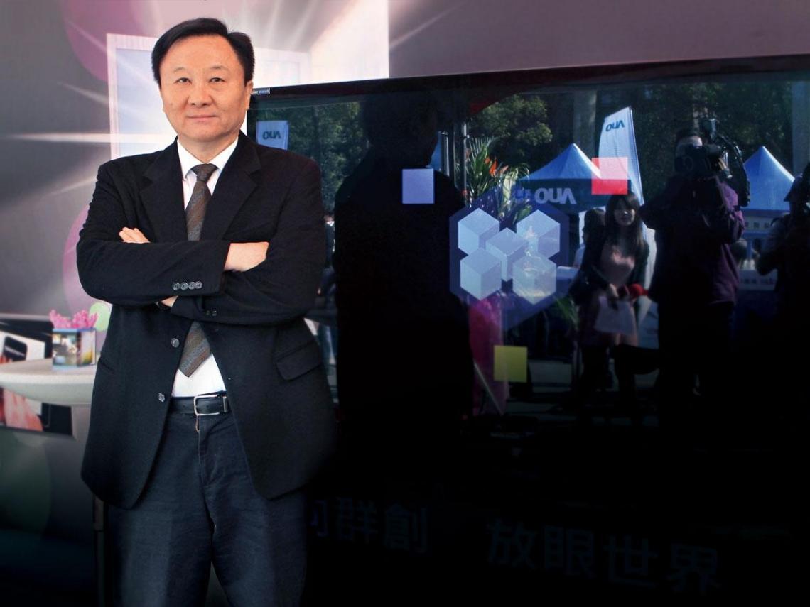 群創董事長段行建:中國面板和台灣還有很大差距