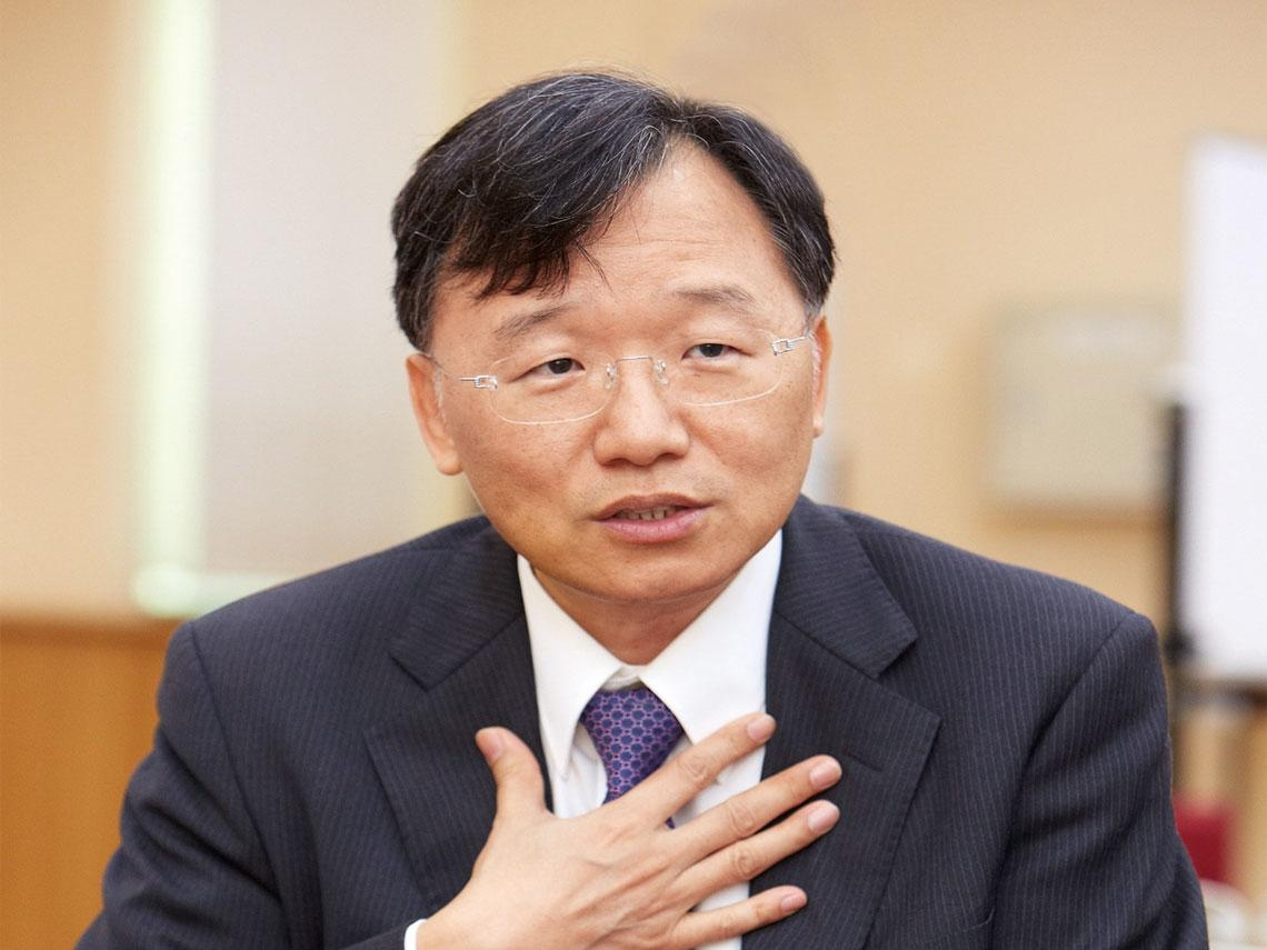晶電董事長李秉傑:台灣股市對我們傷害非常大