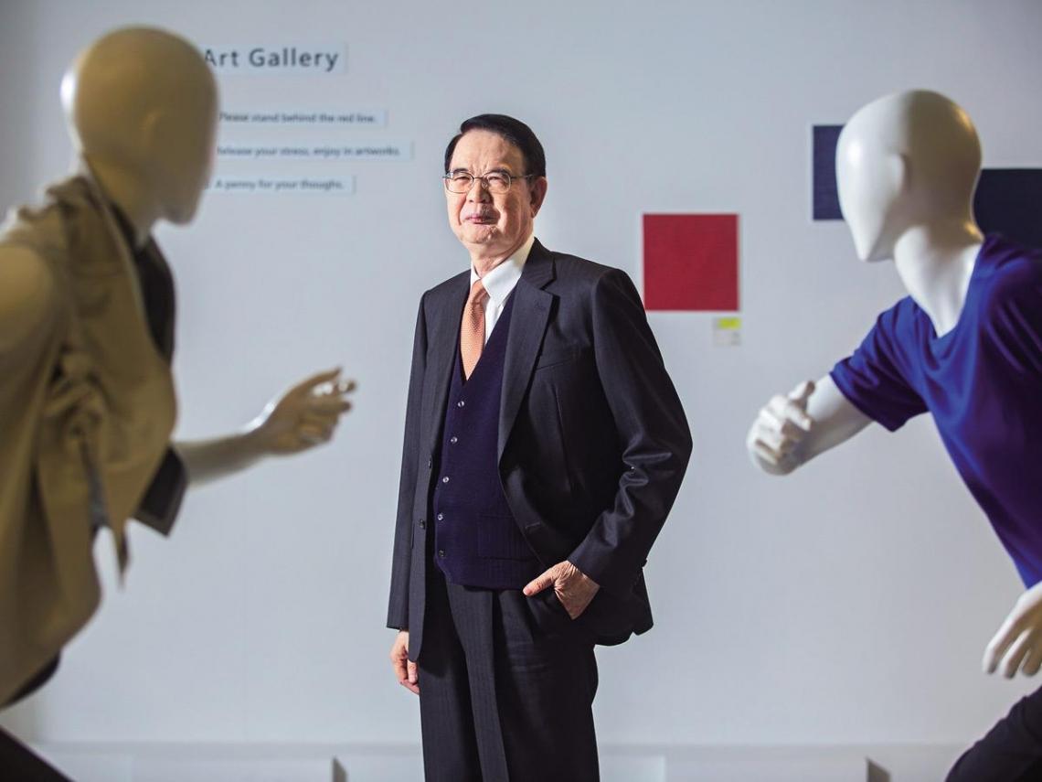 儒鴻用創新回擊高賦稅 毛利率贏同業10百分點