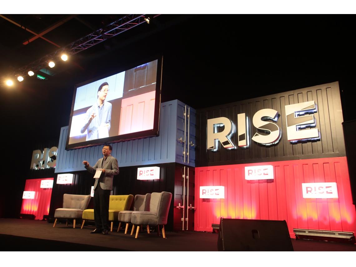 台灣新創前進RISE  要做全球生意