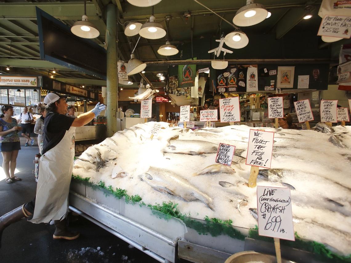 阿拉斯加靠七個改變  漁產災區翻身高檔魚王國