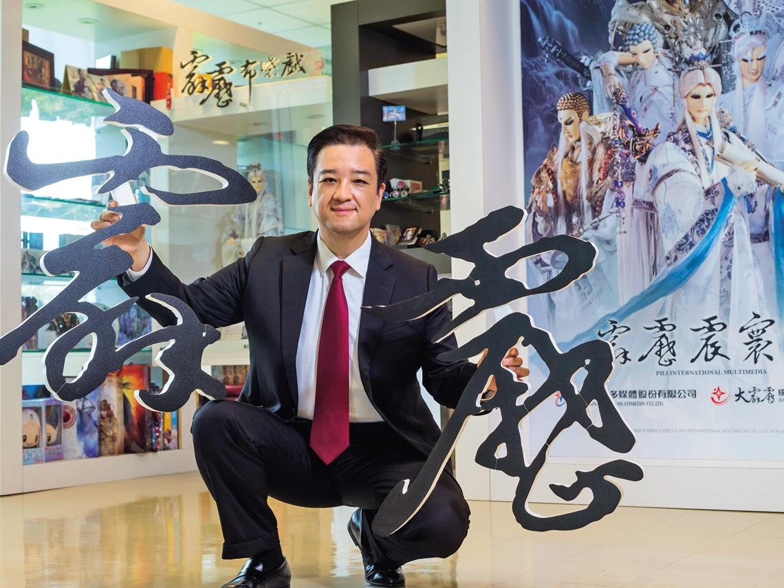 公仔打進Xbox  霹靂重返中國