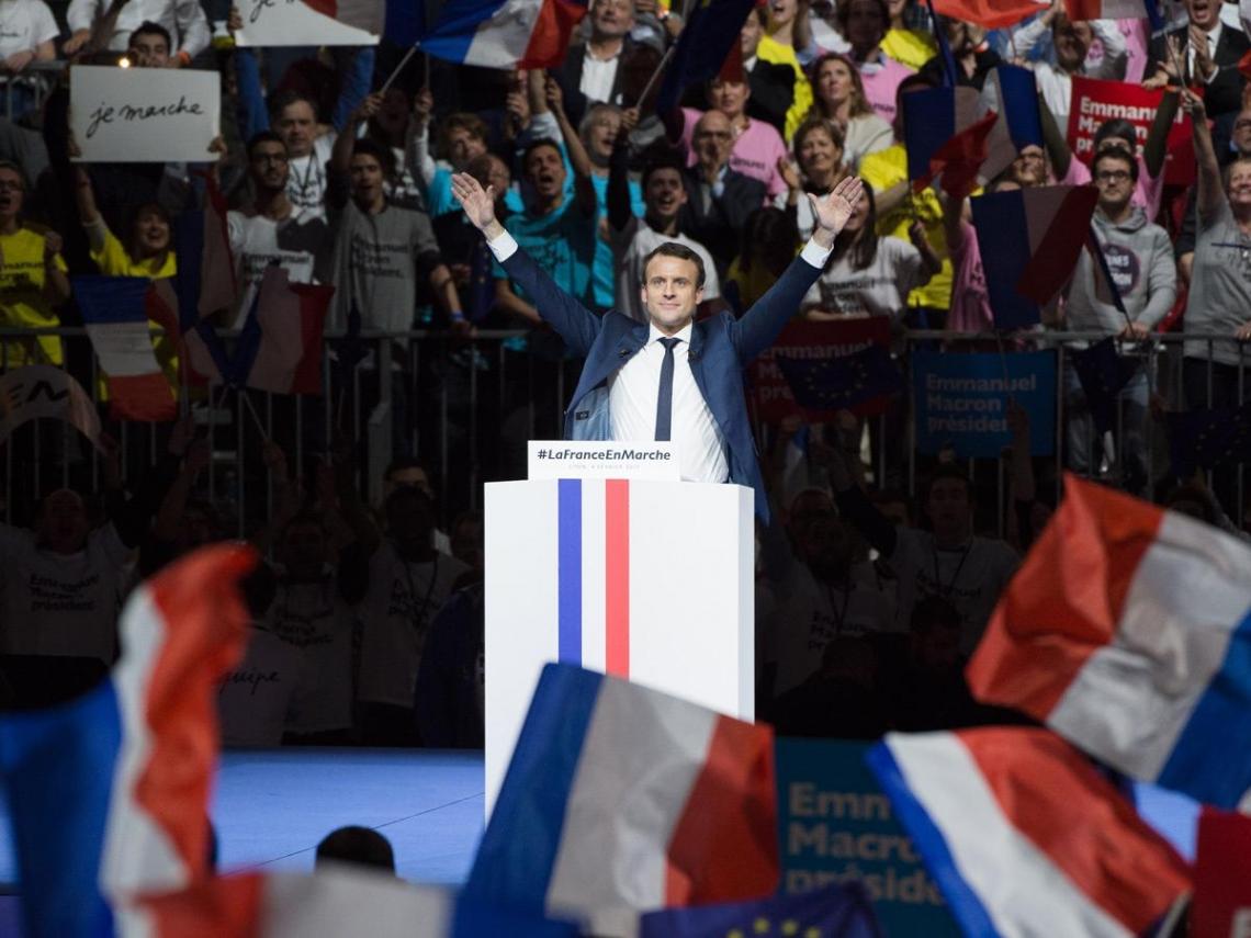 法國總統大位  將坐上39歲高富帥?