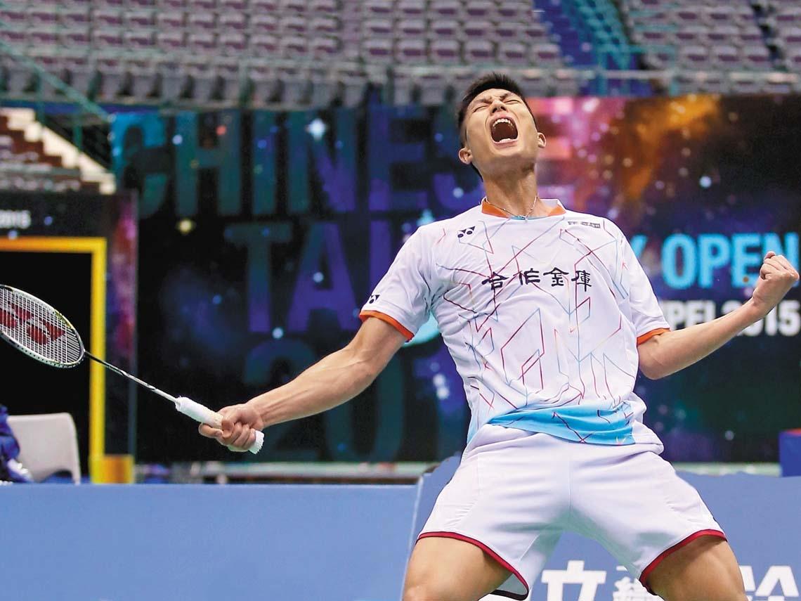 台灣羽壇打敗世界球王第一人  周天成是這樣拚來的