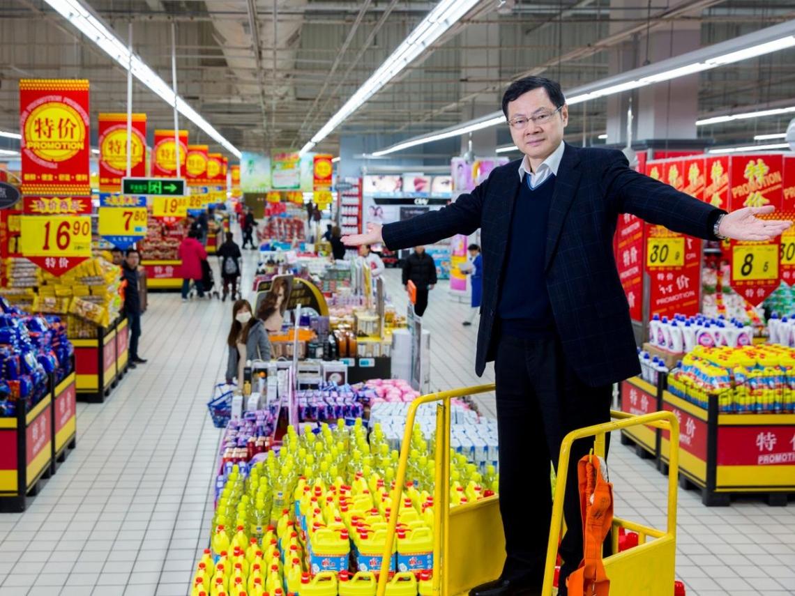 中國大潤發  用阿里沒有的優勢拚電商