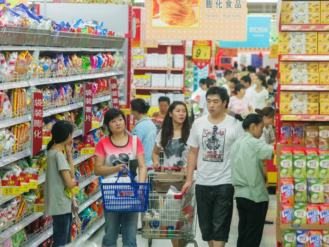 中國大潤發要出嫁  潤泰雙雄能買嗎