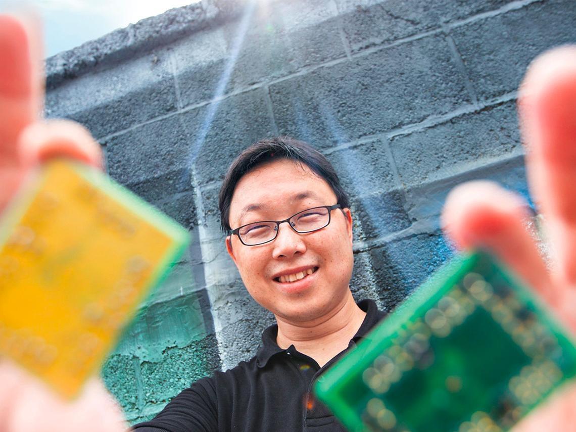 台灣小黑馬AI晶片  收服鴻海、騰訊