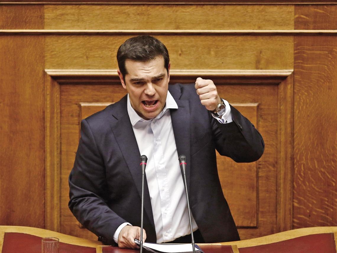 希臘倒債效應 3套劇本衝擊全球