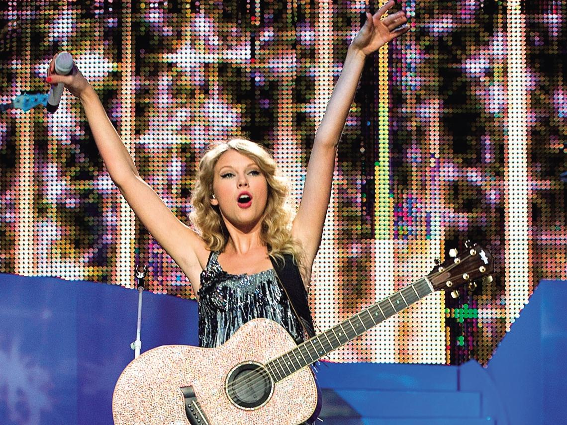 25歲歌手泰勒絲 如何讓蘋果低頭?