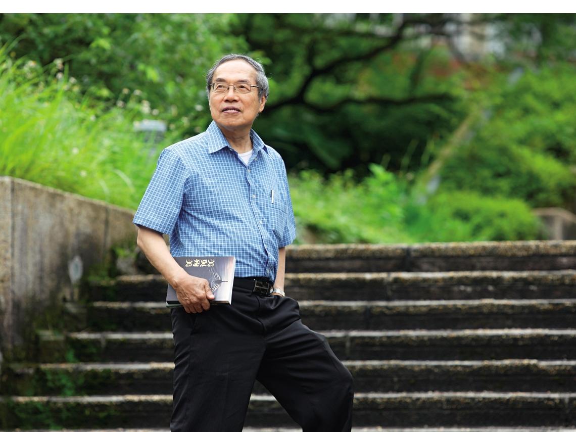 文評大師陳芳明 寫下台灣文學史傳奇