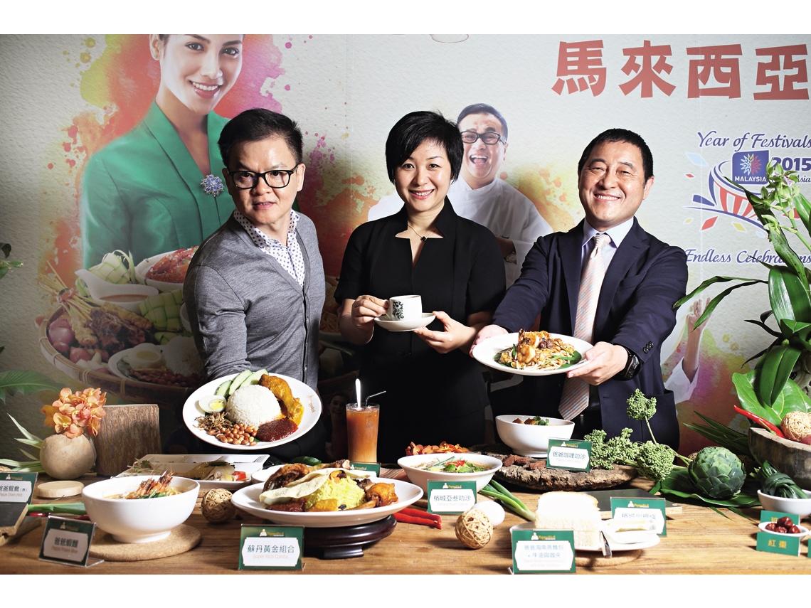 台菜老店吹異國風 跨出國際關鍵一步
