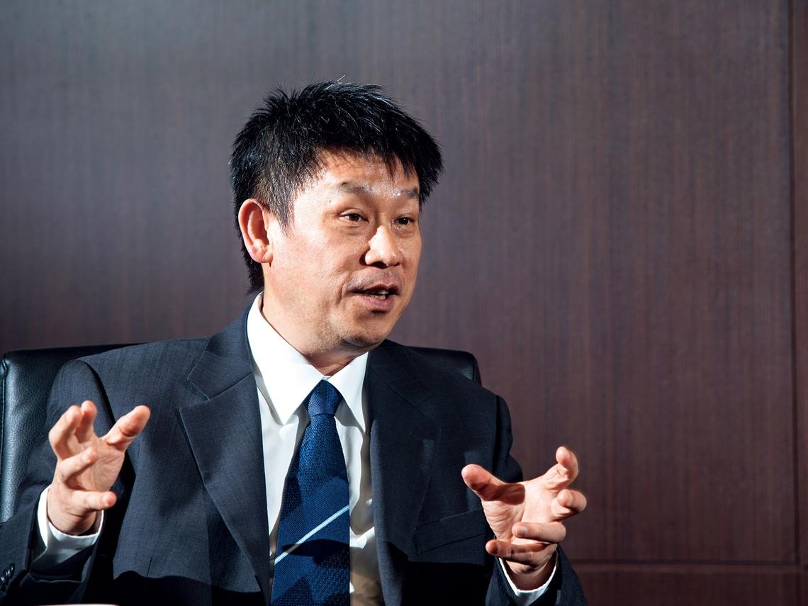 全球最大電源廠台達電CEO 改革一千天告白