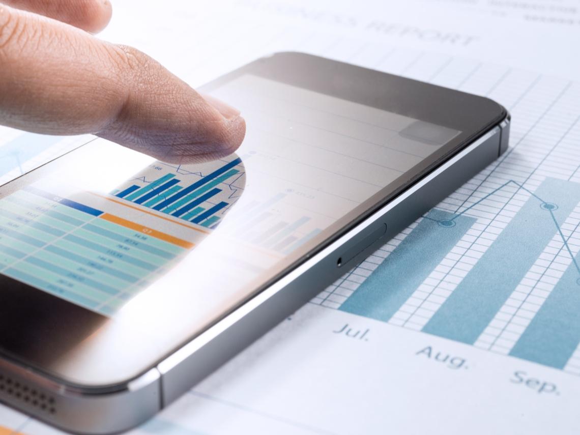 財經達人的手機 都裝哪些「添財App」?