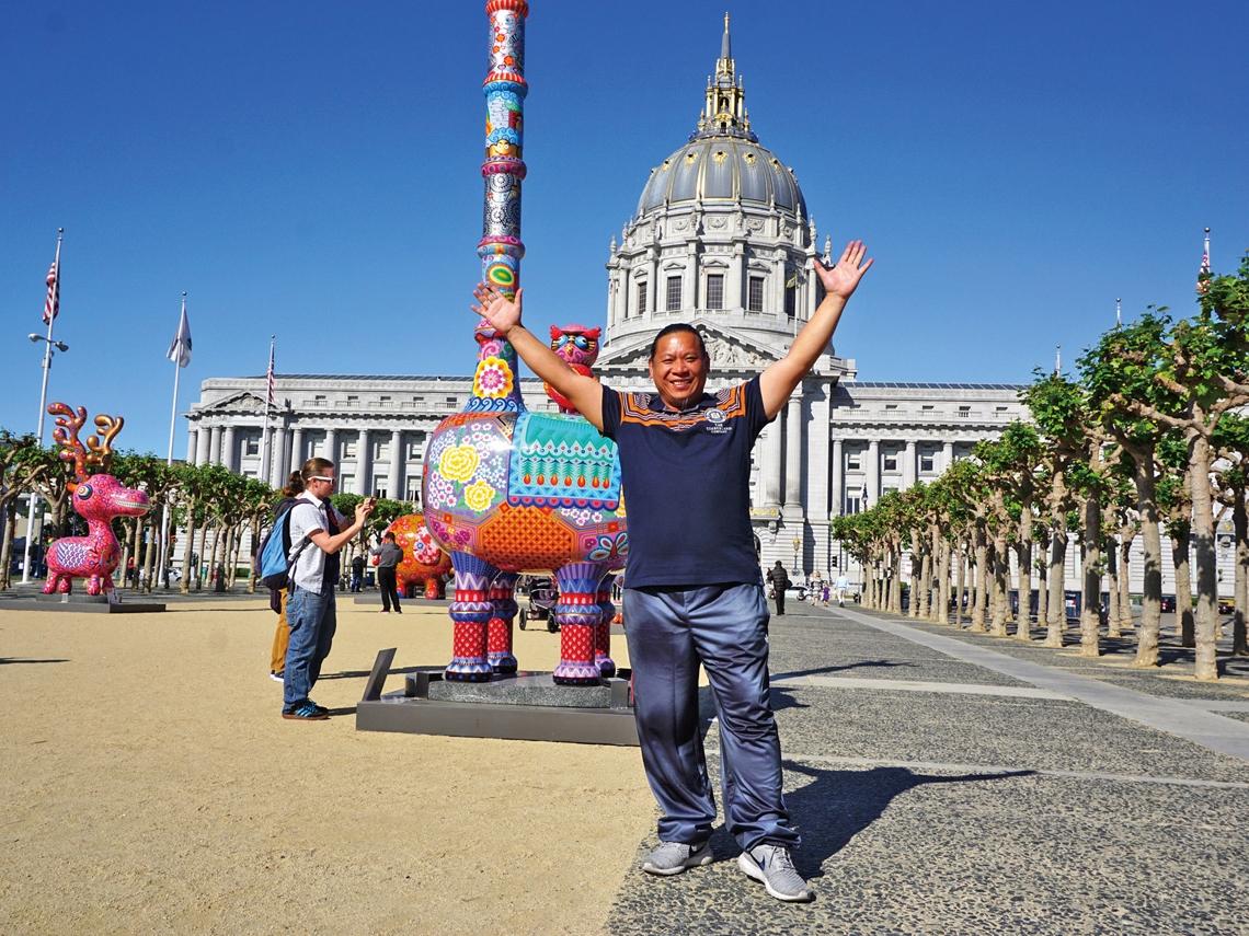到舊金山開動物嘉年華