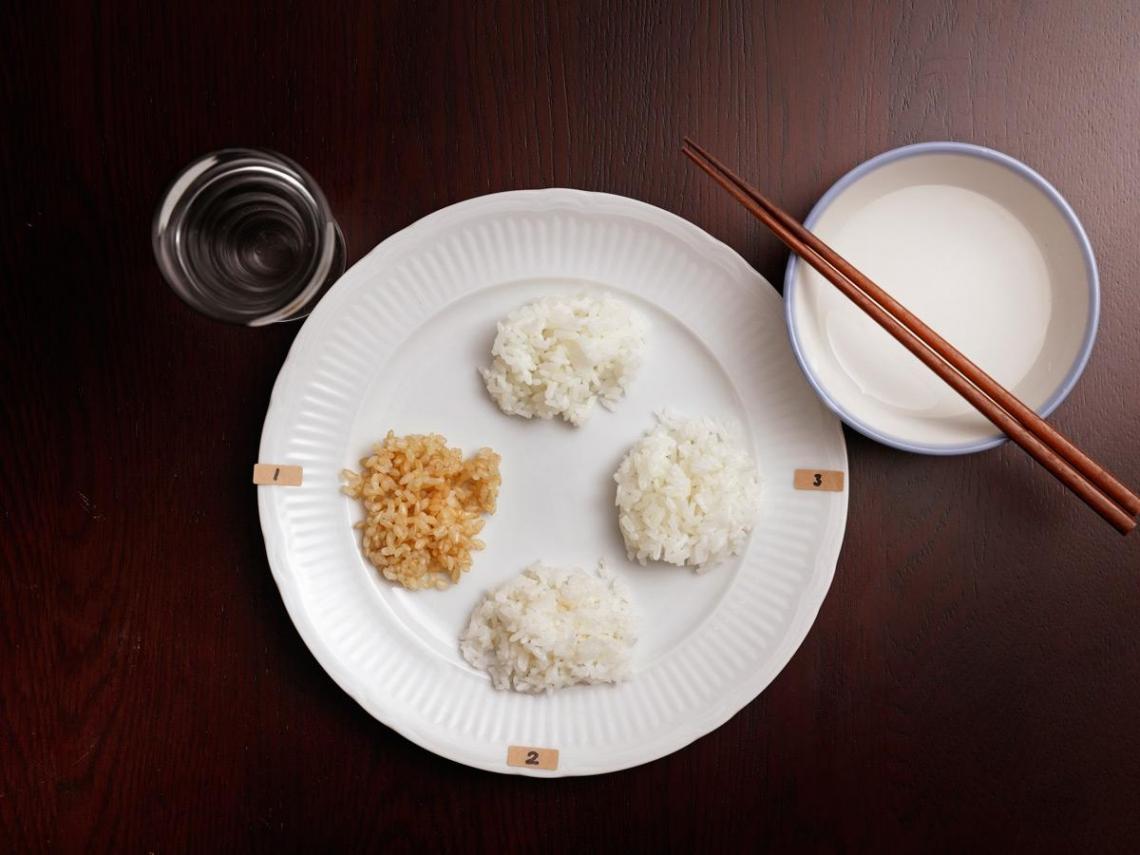一粒米的百種姿態