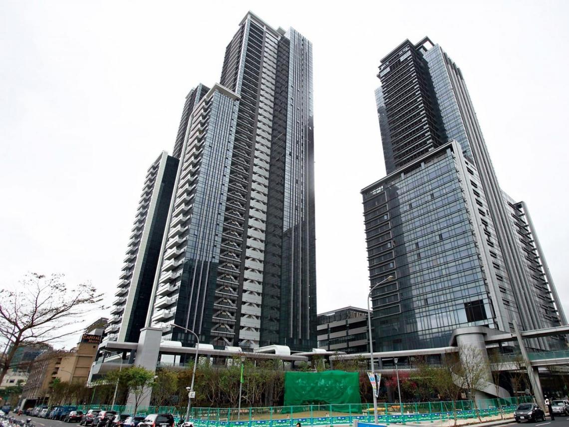 砸兩百億蓋「APEC級」飯店 西華劉文治父子豪賭告白