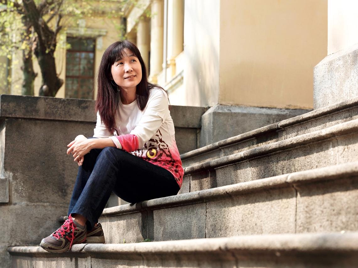 寫移工讓侯孝賢泛淚 她用6年熬出20萬字《回家》