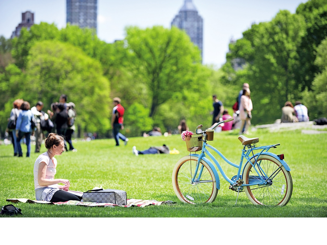 單車客的城市練習曲
