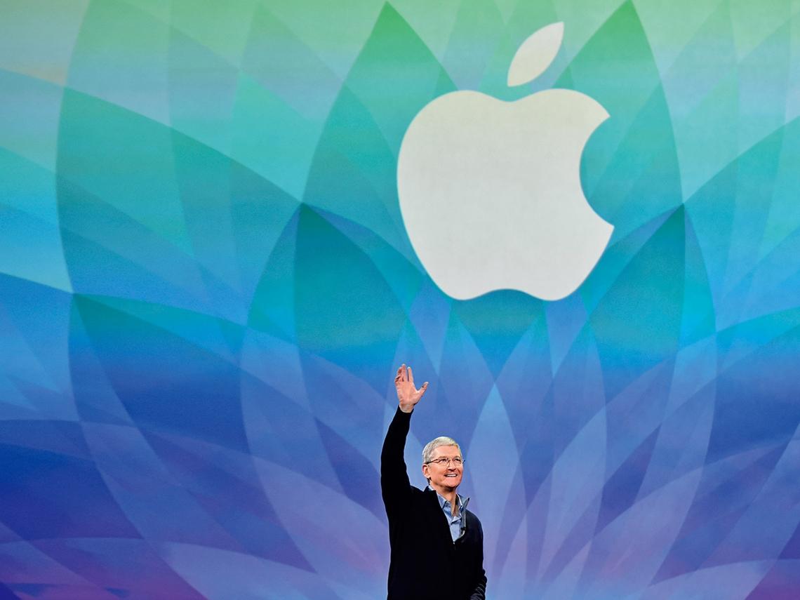 蘋果顛覆世界的100兆計畫