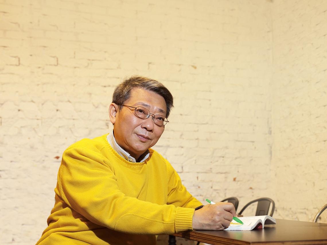 犀利政論家范疇:我曾見過素顏的中國
