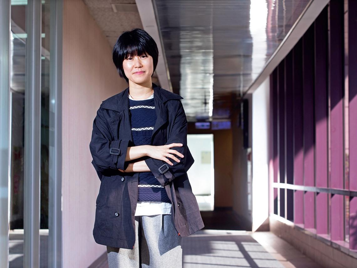 韓國諾貝爾獎熱門人選,是她!