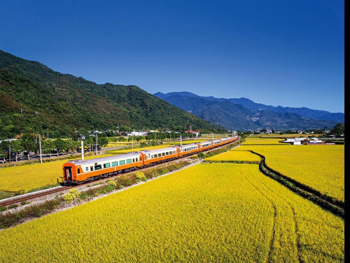 探訪台灣最美12個車站
