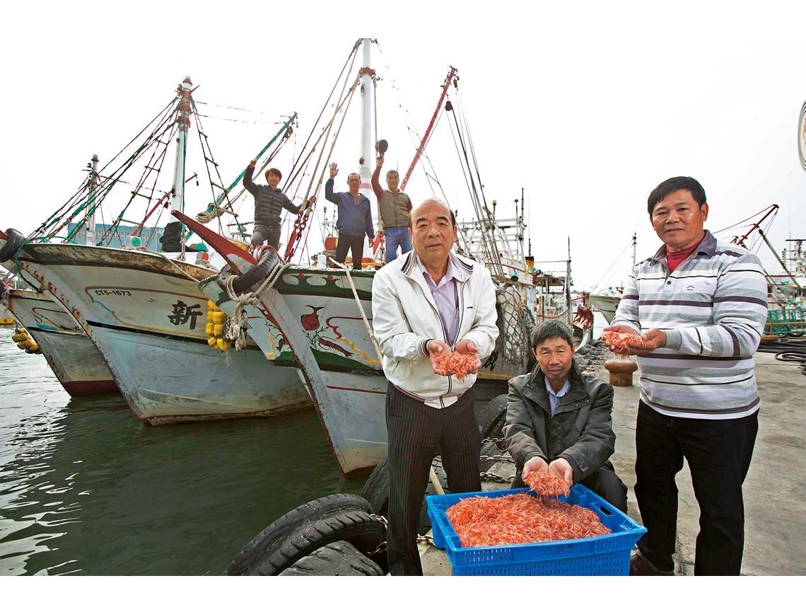 讓大海休假 東港櫻花蝦賺到雙贏