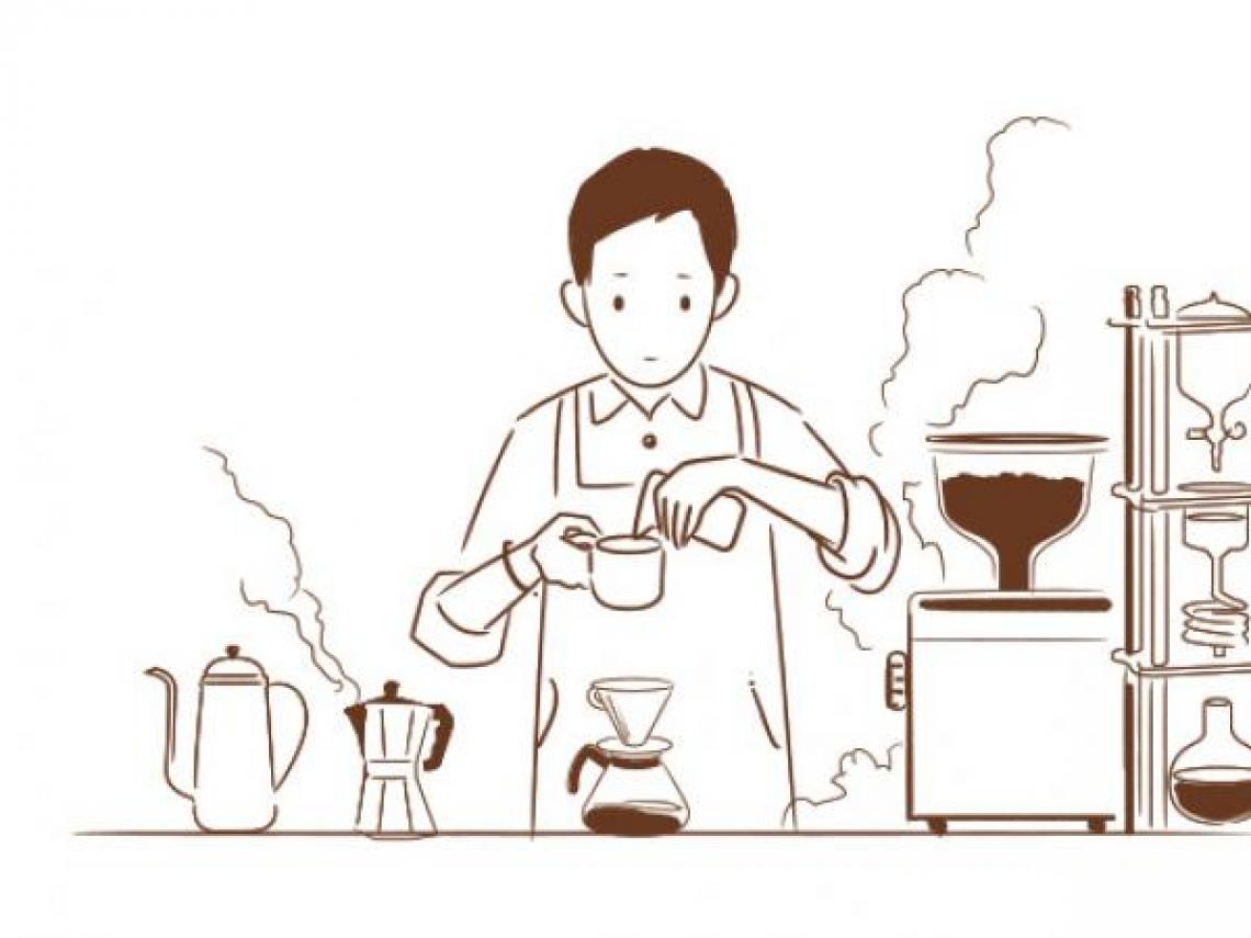 原汁原味的台灣咖啡